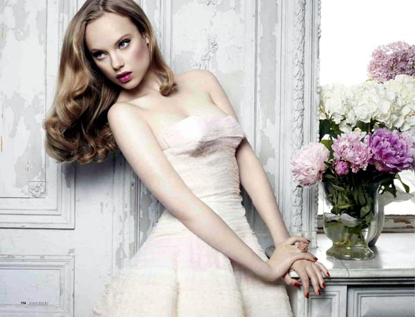 "luize elle russia 7 ""Elle Russia"": Visoka moda"