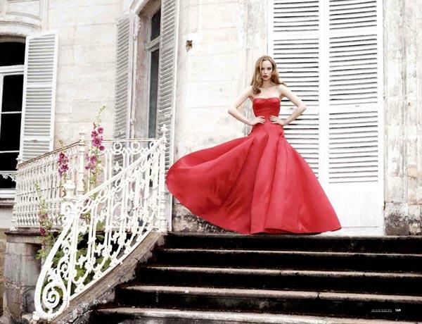 "luize elle russia 8 ""Elle Russia"": Visoka moda"