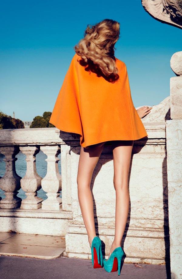 milagros schmoll3 Harpers Bazaar: Romantični Pariz