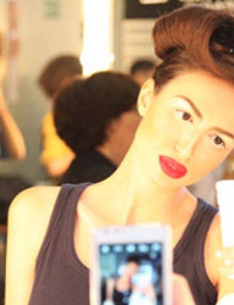 32. Belgrade Fashion Week: Backstage (2. deo)