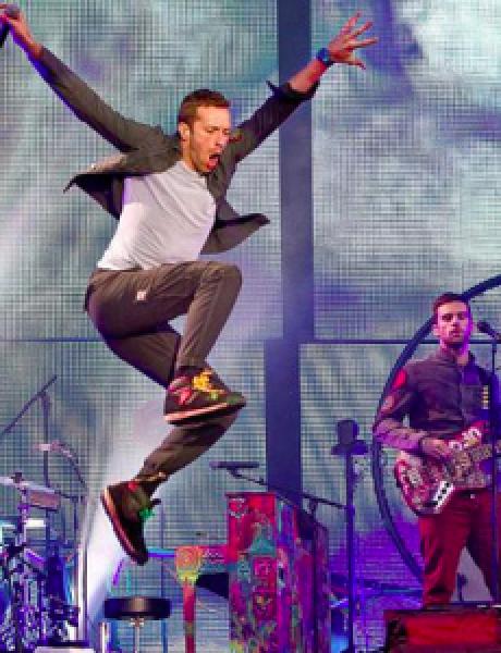 Novi spot grupe Coldplay