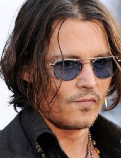 Street Style: Johnny Depp