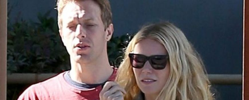 Trach Up: Gwyneth Paltrow viđena sa mužem