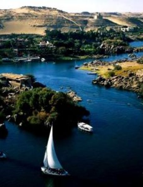 Pet zagonetki Egipta