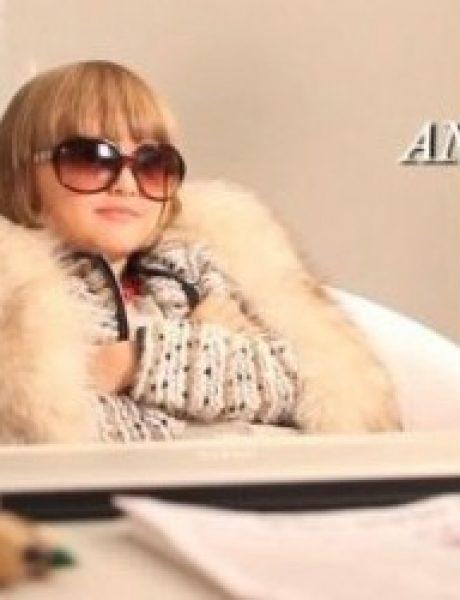 Modni zalogaj: Deca imitiraju Annu Wintour i ostale modne ikone