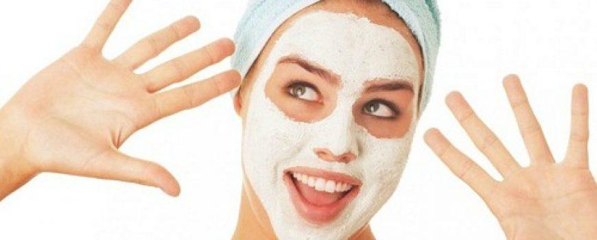 Maske za lice: Domaće, a efektne