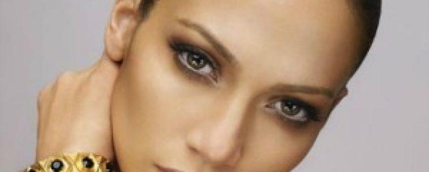 Stil šminkanja: Jennifer Lopez