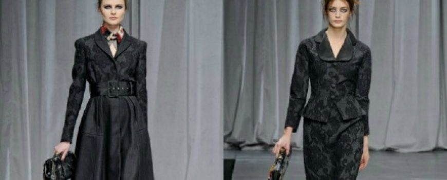 Jesen i zima na modnim pistama: Antonio Marras