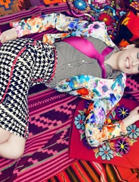 """""""Vogue Brazil"""": Eksplozija boja"""