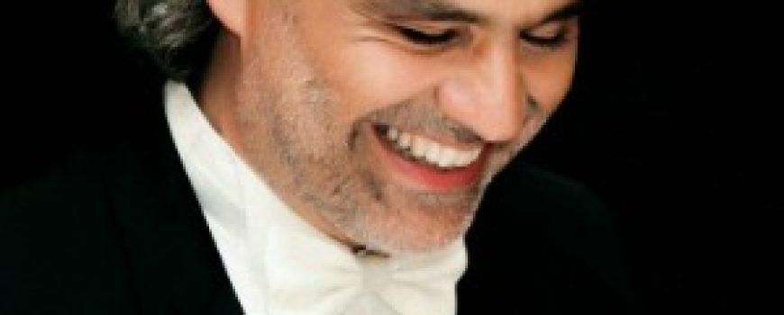Andrea Bocelli: Koncert slavnog italijanskog tenora