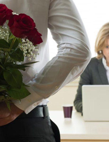 Kancelarija: Romantična terapija našeg radnog odnosa