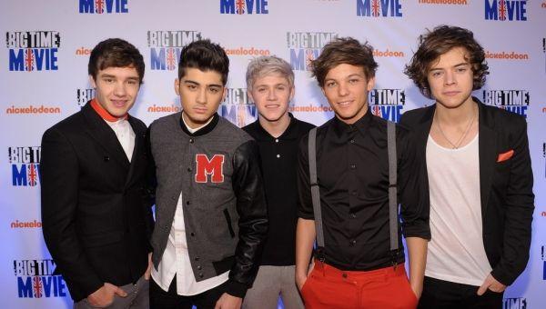 oned Mladići od šećera: One Direction