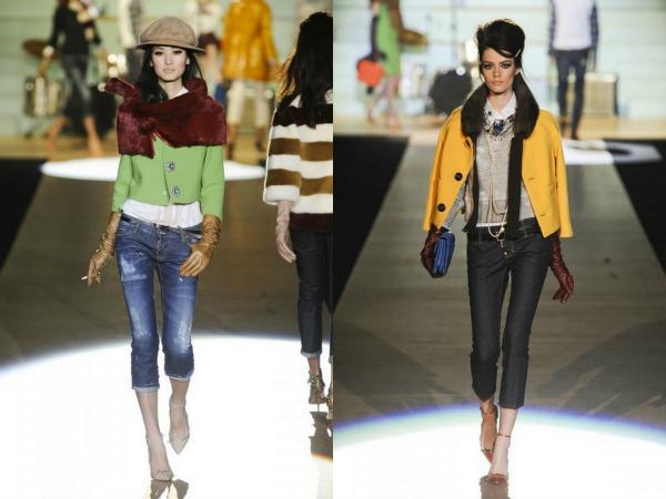 slika 1.1 Jesen i zima na modnim pistama: DSquared2