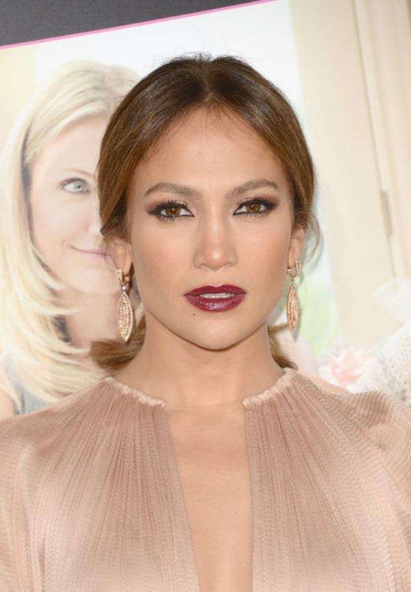 slika 104 Stil šminkanja: Jennifer Lopez