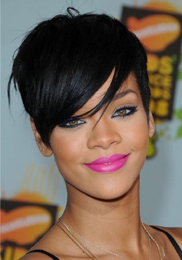 slika 106 Stil šminkanja: Rihanna