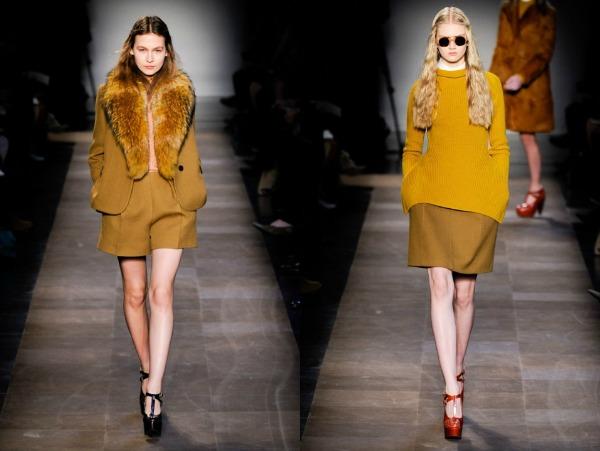 slika 141 Jesen i zima na modnim pistama: Carven