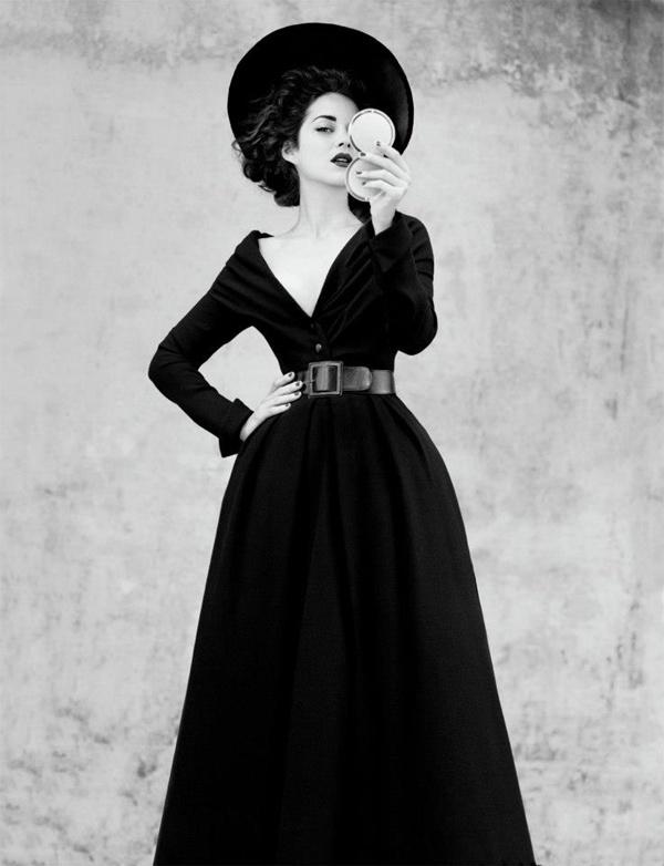 slika 144 Modni zalogaj: Marion Cotillard u remek delima modne kuće Dior