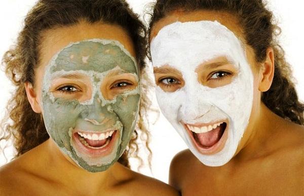 slika 163 Maske za lice: Domaće, a efektne