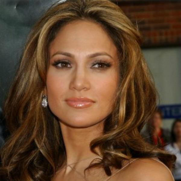 slika 18 Stil šminkanja: Jennifer Lopez