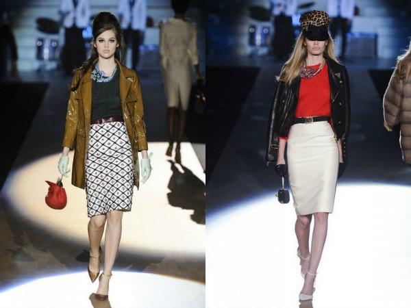 slika 2. Jesen i zima na modnim pistama: DSquared2