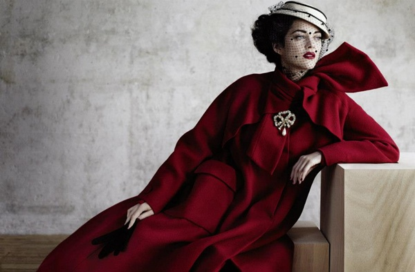 slika 232 Modni zalogaj: Marion Cotillard u remek delima modne kuće Dior