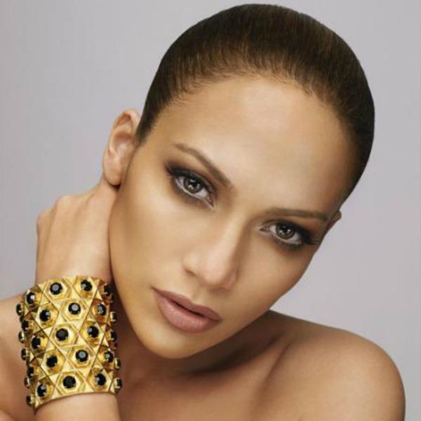 slika 25 Stil šminkanja: Jennifer Lopez