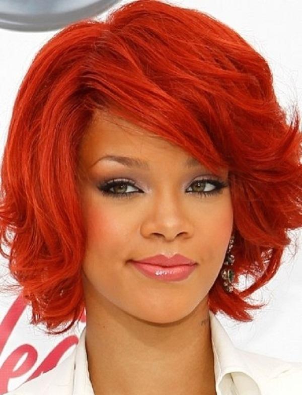 slika 29 Stil šminkanja: Rihanna