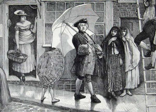 slika 331 Svakodnevne sitnice: Ponešto o kišobranu