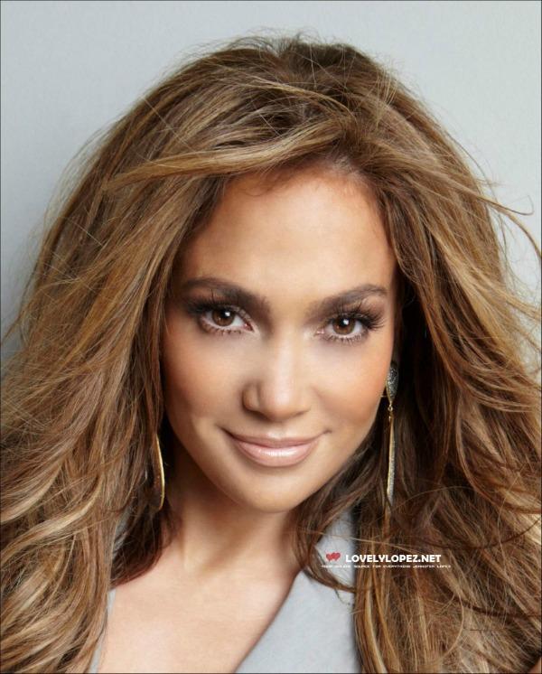 slika 35 Stil šminkanja: Jennifer Lopez