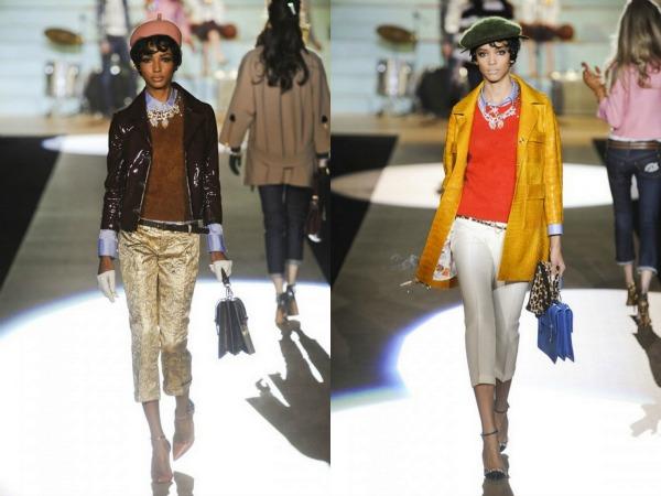 slika 4. Jesen i zima na modnim pistama: DSquared2