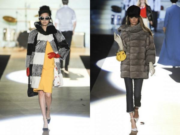 slika 5. Jesen i zima na modnim pistama: DSquared2