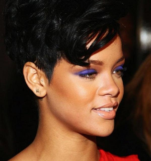 slika 510 Stil šminkanja: Rihanna
