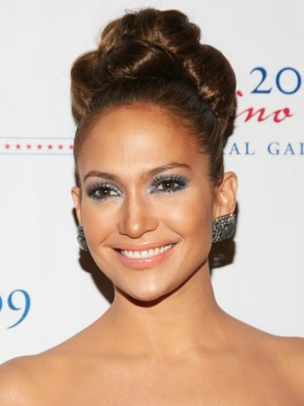 slika 56 Stil šminkanja: Jennifer Lopez