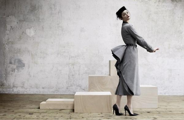 slika 720 Modni zalogaj: Marion Cotillard u remek delima modne kuće Dior