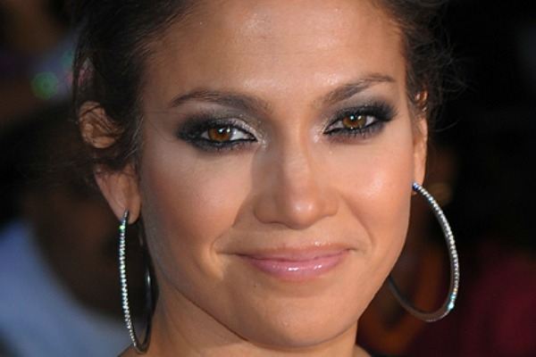 slika 75 Stil šminkanja: Jennifer Lopez