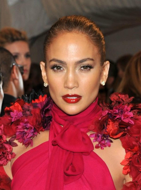 slika 84 Stil šminkanja: Jennifer Lopez
