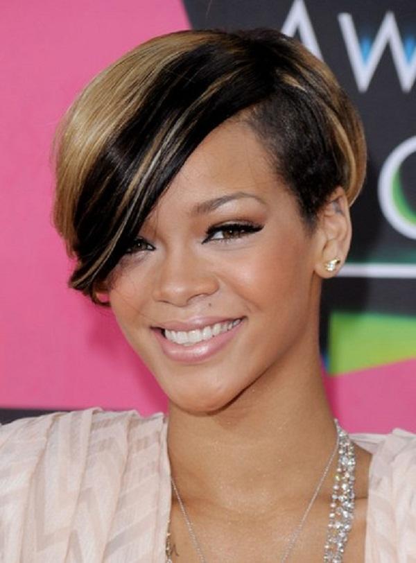 slika 87 Stil šminkanja: Rihanna