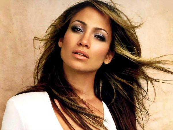 slika 93 Stil šminkanja: Jennifer Lopez