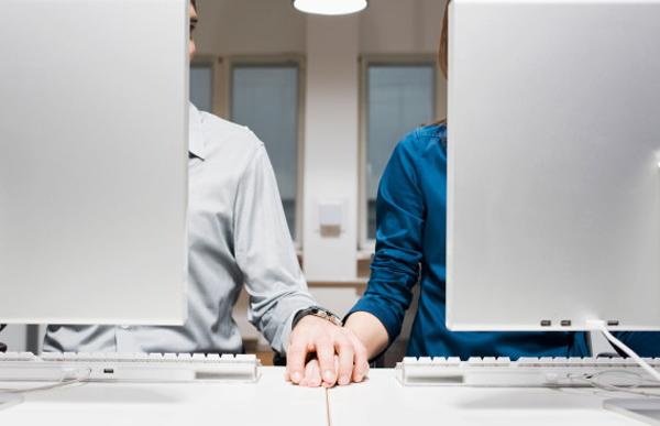 slika offrom Kancelarija: Romantična terapija našeg radnog odnosa