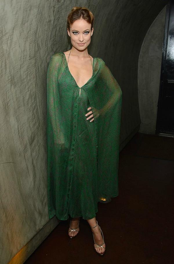 slika olivija Fashion No No: Tragom šišmiša