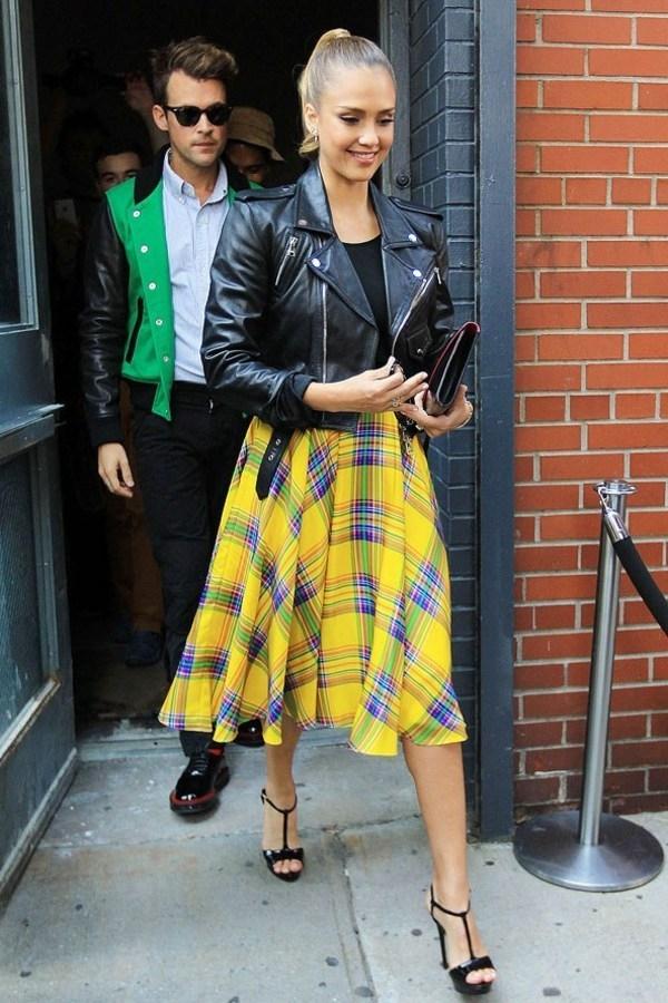 slika62 Fashion Police: Poznati na Fashion Weeku