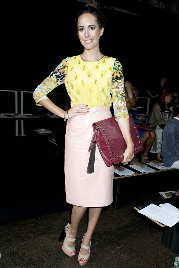 slika82 Fashion Police: Poznati na Fashion Weeku