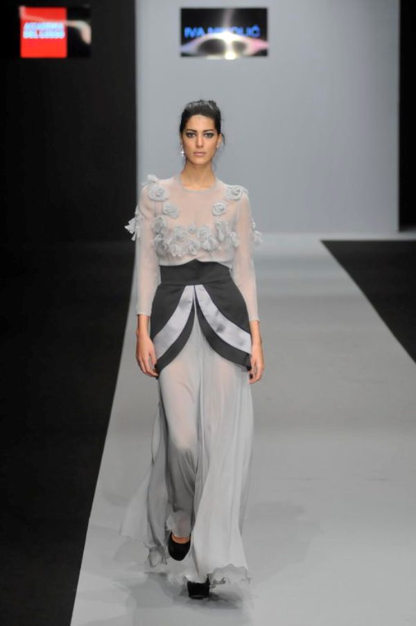 1.1 32. Belgrade Fashion Week: Revije diplomaca