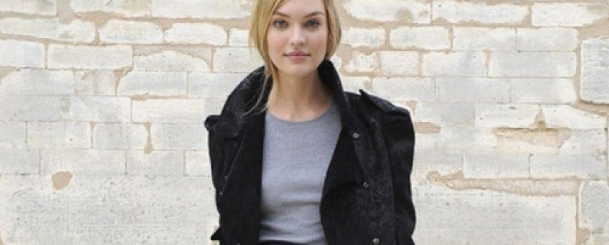 Street Style: Candice Swanepoel