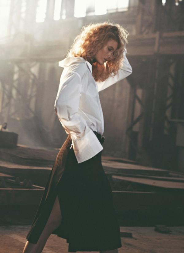 109 Harper's Bazaar Turkey: Zanosna Michelle