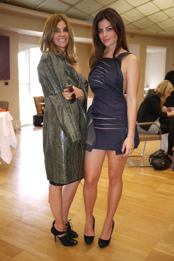 11. Moda u krvi: Carine i Julia Roitfeld