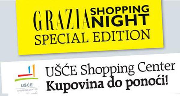 120 Grazia Shopping Night