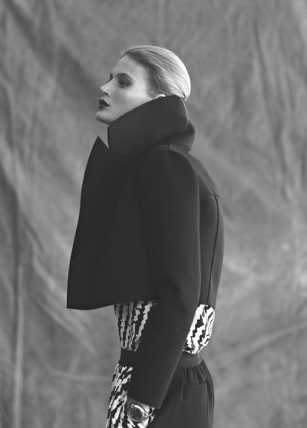171 Harper's Bazaar Turkey: Zanosna Michelle