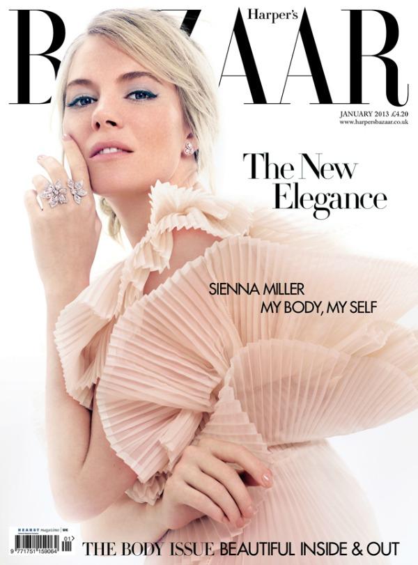 """175 Modni zalogaj: Sienna Miller za """"Harper's Bazaar"""""""