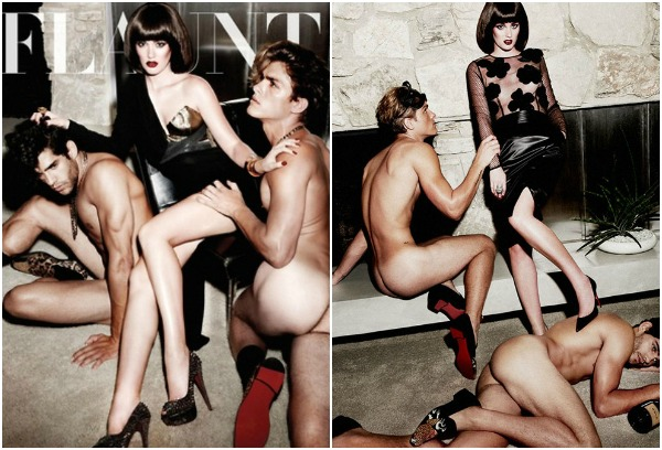 19 Modni zalogaj: Provokativna Leighton Meester za časopis Flaunt